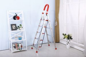 Safely using your ladder fairfax va home inspections for A frame ladder safety tips